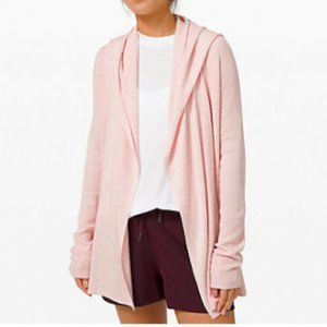 Lululemon Sundown Sweater Wrap Size 8